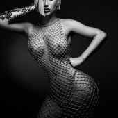 Iggy Azalea see through