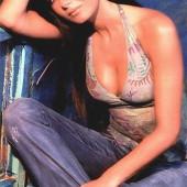 Ilaria D'Amico topless