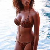 Imaan Hammam bikini