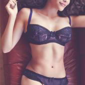 Inbar Lavi lingerie