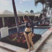 Ingrid Michaelson bikini