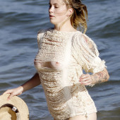 Ireland Baldwin topless