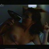 Iris Berben nackt szene