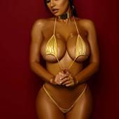 Iryna Ivanova bikini