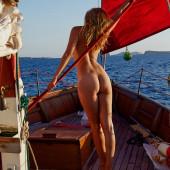Isabel Vollmer nackt im playboy