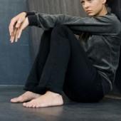 Isabell Gerschke feet