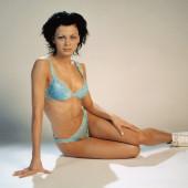 Isabell Gerschke lingerie