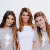 Isabella Rose Giannulli family