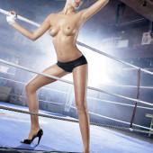 Isabella Syrek nackt im playboy