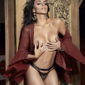 Ivonne Montero topless