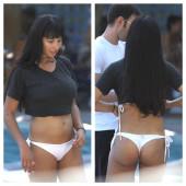 Jackie Cruz bikini