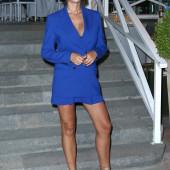 Jackie Cruz high heels