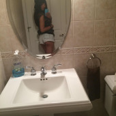 Jackie Cruz leaked selfie