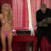 Jacqui Holland topless