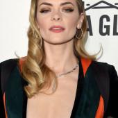 Jaime King cleavage