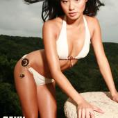 Jamie Chung bikini