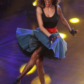 Jana Pallaske lets dance