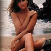 Jane Fonda naked