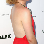 Jane Levy braless