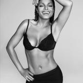 Janet Jackson fakes