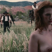 January Jones naked scene