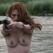 January Jones nude scene