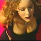 Jasmin Wagner cleavage