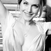 Jeanette Biedermann ohne bh