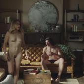 Jemima Kirke naked scene