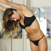 Jena Sims body