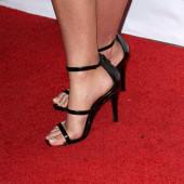 Jenelle Evans feet