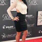 Jenelle Evans sexy