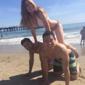 Jennette McCurdy bikini