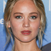Jennifer Lawrence close up