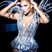 Jennifer Lopez ausschnitt