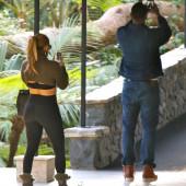 Jennifer Lopez leggings