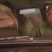 Jennifer Tilly upskirt scene