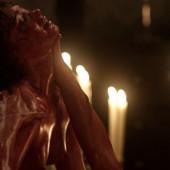 Jessica Barden naked scene