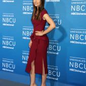 Jessica Biel high heels