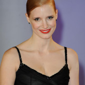 Jessica Chastain see through