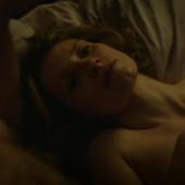 Jessica Chastain sex scene
