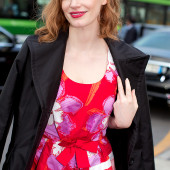 Jessica Chastain sweet