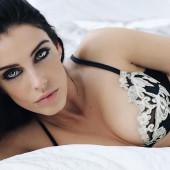 Jessica Lowndes lingerie