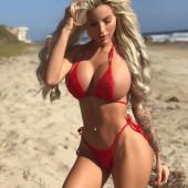 Jessica Weaver bikini
