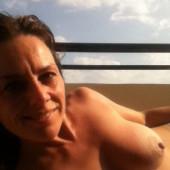 Jill Halfpenny private nude photo