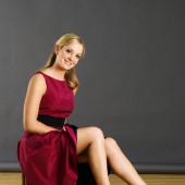Joanne Froggatt high heels