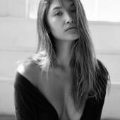 Jocelyn Chew cleavage