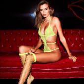 Josephine Skriver lingerie