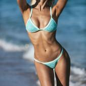 Joy Corrigan bikini