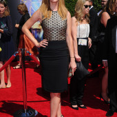 Judy Greer two and a half men